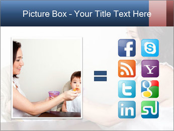 Happy mother PowerPoint Template - Slide 21