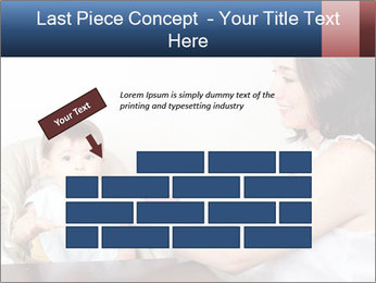 Happy mother PowerPoint Template - Slide 46