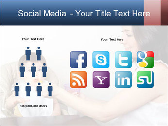 Happy mother PowerPoint Template - Slide 5