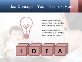 Happy mother PowerPoint Template - Slide 80