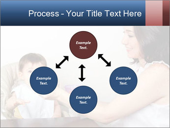 Happy mother PowerPoint Template - Slide 91