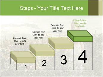 Girl in field PowerPoint Template - Slide 64