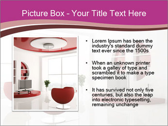 Living room PowerPoint Template - Slide 13