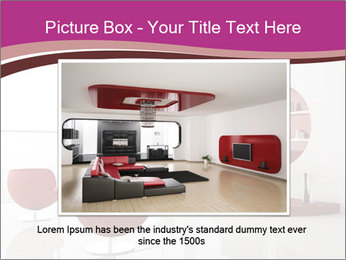 Living room PowerPoint Template - Slide 15