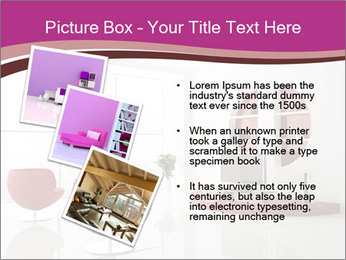 Living room PowerPoint Template - Slide 17
