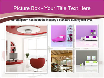 Living room PowerPoint Template - Slide 19