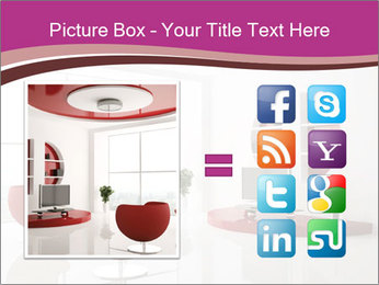 Living room PowerPoint Template - Slide 21