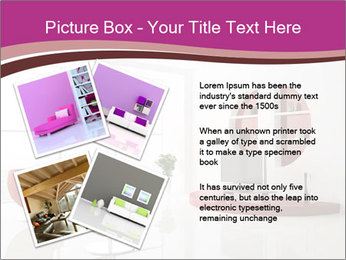 Living room PowerPoint Template - Slide 23