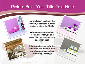 Living room PowerPoint Template - Slide 24