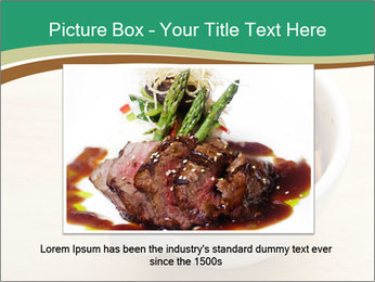 A bowl of baked PowerPoint Template - Slide 15