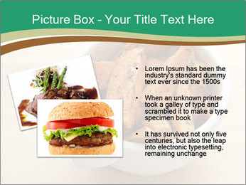 A bowl of baked PowerPoint Template - Slide 20