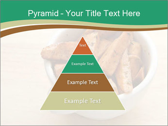 A bowl of baked PowerPoint Template - Slide 30