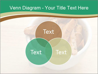 A bowl of baked PowerPoint Templates - Slide 33