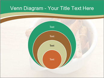 A bowl of baked PowerPoint Templates - Slide 34