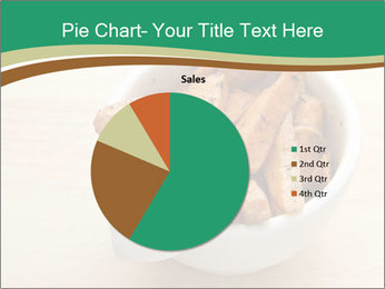 A bowl of baked PowerPoint Template - Slide 36