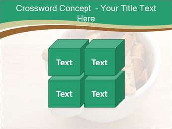 A bowl of baked PowerPoint Template - Slide 39
