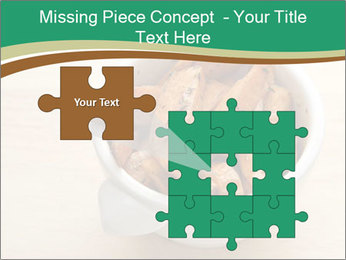 A bowl of baked PowerPoint Template - Slide 45