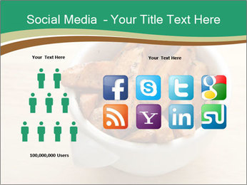 A bowl of baked PowerPoint Template - Slide 5