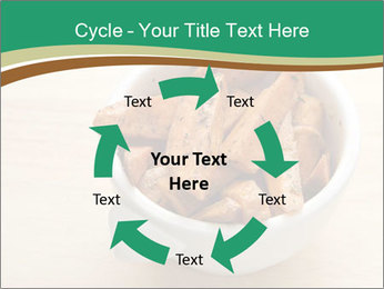 A bowl of baked PowerPoint Templates - Slide 62