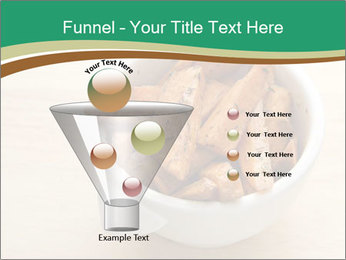 A bowl of baked PowerPoint Template - Slide 63