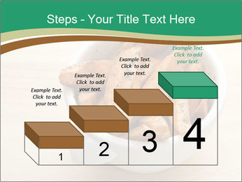 A bowl of baked PowerPoint Templates - Slide 64