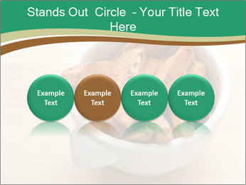 A bowl of baked PowerPoint Template - Slide 76