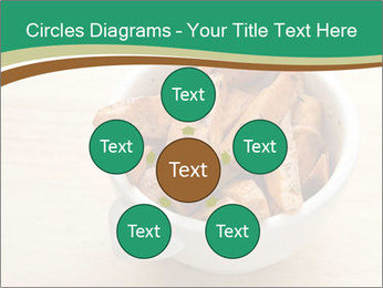 A bowl of baked PowerPoint Templates - Slide 78