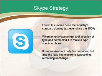 A bowl of baked PowerPoint Template - Slide 8