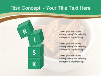 A bowl of baked PowerPoint Template - Slide 81