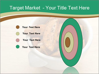 A bowl of baked PowerPoint Template - Slide 84