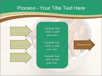 A bowl of baked PowerPoint Template - Slide 85