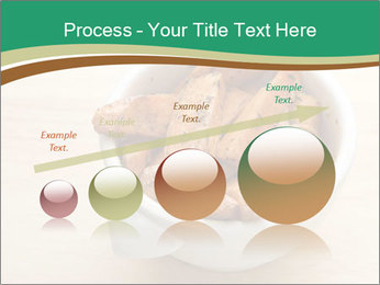 A bowl of baked PowerPoint Template - Slide 87