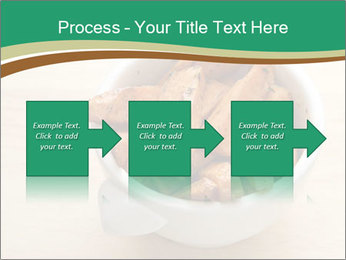 A bowl of baked PowerPoint Templates - Slide 88
