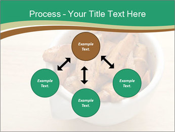 A bowl of baked PowerPoint Templates - Slide 91