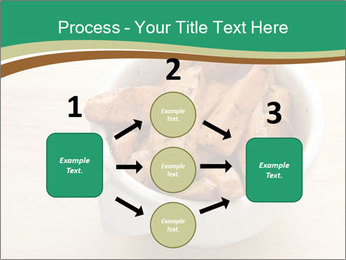 A bowl of baked PowerPoint Templates - Slide 92