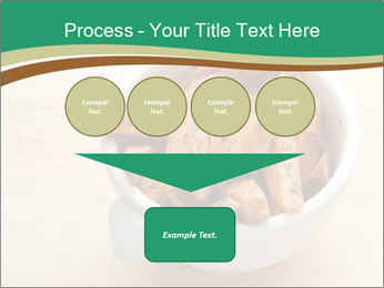 A bowl of baked PowerPoint Template - Slide 93