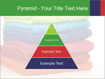 Colorful towels PowerPoint Template - Slide 30