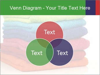 Colorful towels PowerPoint Template - Slide 33