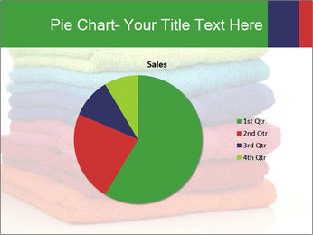 Colorful towels PowerPoint Template - Slide 36