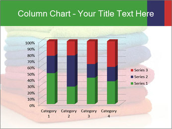 Colorful towels PowerPoint Template - Slide 50