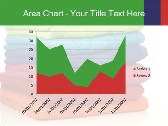 Colorful towels PowerPoint Template - Slide 53