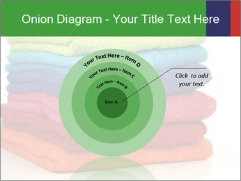 Colorful towels PowerPoint Template - Slide 61