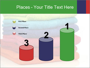 Colorful towels PowerPoint Template - Slide 65