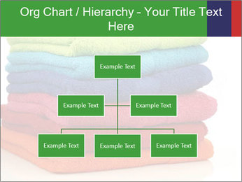 Colorful towels PowerPoint Template - Slide 66