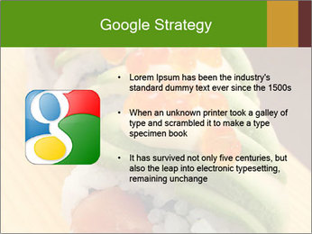 Sushi PowerPoint Template - Slide 10