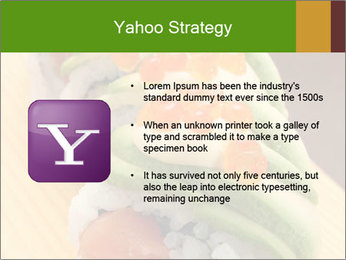 Sushi PowerPoint Template - Slide 11