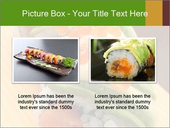 Sushi PowerPoint Template - Slide 18