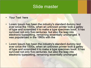 Sushi PowerPoint Templates - Slide 2