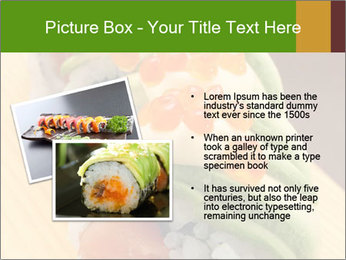 Sushi PowerPoint Template - Slide 20