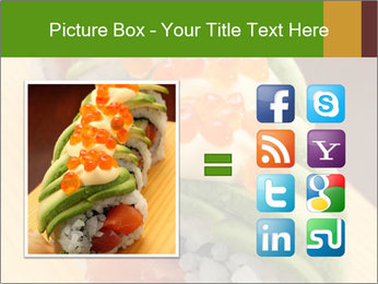 Sushi PowerPoint Template - Slide 21